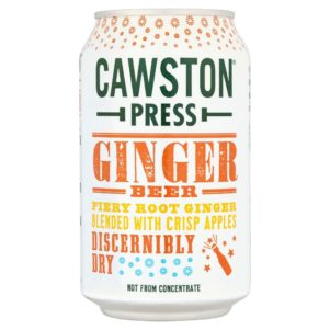 cawston ginger can