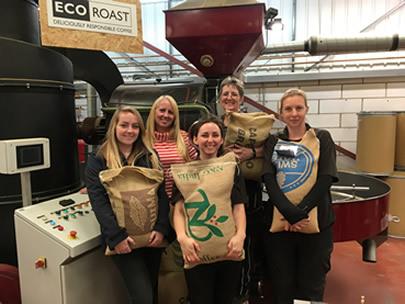 Eco Roast Team