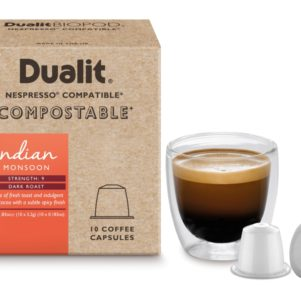 compostable eco coffee
