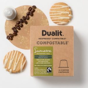 Compostable Pods