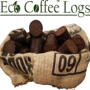 eco coffee logs