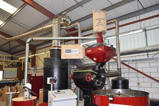 Eco Roast Coffee Roaster