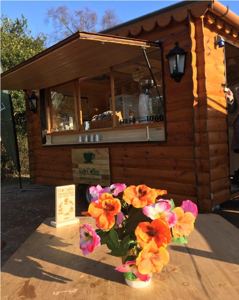 The Eco Coffee Cabin