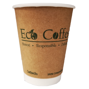 eco coffee compostable cup
