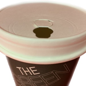 The Green Cup Lid