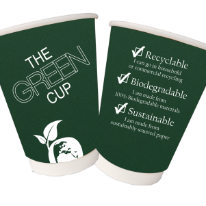 Green Cup Double Wall